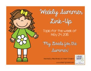 Weekly Blog Linky - May 24