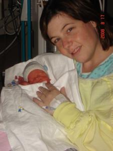 2008 - Rémi at Ste-Justine's Hospital (26)