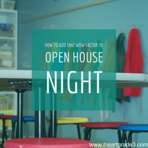 How to Add That Wow Factor to Open House Night