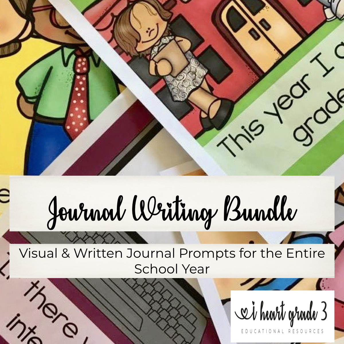 journal writing prompts grade 3